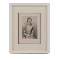 Framed Engravings of English Queens - 1549830
