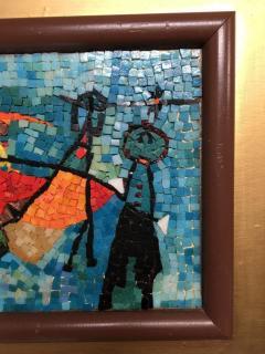 Framed Glass Mosaic - 1170800