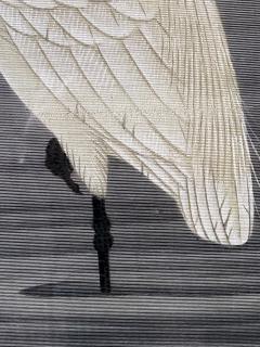 Framed Japanese Textile Art Meiji Period - 1776633