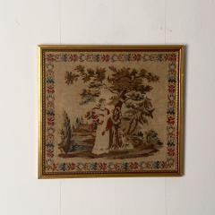 Framed Needlepoint England Circa 1830 - 1573163