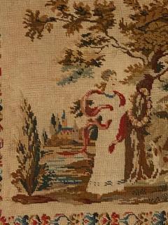 Framed Needlepoint England Circa 1830 - 1573165
