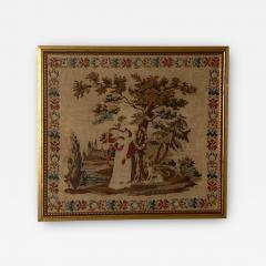 Framed Needlepoint England Circa 1830 - 1573805