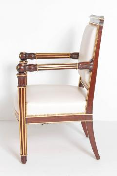 Fran ois Honor Georges Jacob Desmalter French Empire Fauteuil by b niste Jacob Desmalter circa 1820 stamped - 1983759