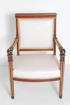Fran ois Honor Georges Jacob Desmalter French Empire Fauteuil by b niste Jacob Desmalter circa 1820 stamped - 1983764