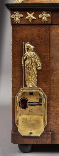 Fran ois Honor Georges Jacob Desmalter National Treasure Pauline Bonaparts Empire Period Mahogany Personal Letterbox - 1311273