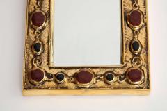 Fran ois Lembo Jeweled Fran ois Lembo Mirror - 1906247