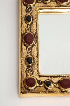 Fran ois Lembo Jeweled Fran ois Lembo Mirror - 1906248