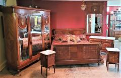 Fran ois Linke 19C French Empire Style Complete Bedroom Set Outstanding - 2121157