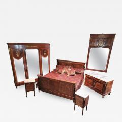 Fran ois Linke 19C French Empire Style Complete Bedroom Set Outstanding - 2122851