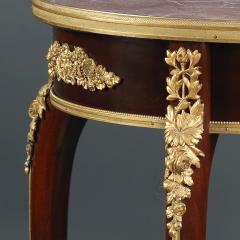 Fran ois Linke A Louis XV Style Table Ambulante - 1084079
