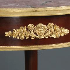 Fran ois Linke A Louis XV Style Table Ambulante - 1084080