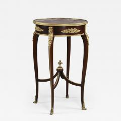 Fran ois Linke A Louis XV Style Table Ambulante - 1084648