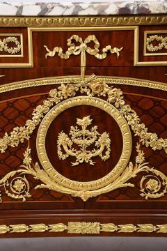 Fran ois Linke Fine 19th Century Louis XVI style Commode by Francois Linke - 372708