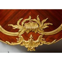 Fran ois Linke Francois Linke an Exceptional French Ormolu Mounted Kingwood Vitrine Cabinet - 1217804