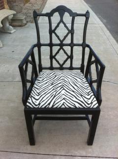 Frances Elkins Pair of Frances Elkins Chairs - 76495