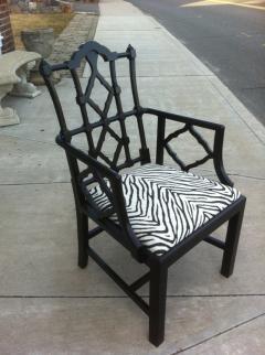 Frances Elkins Pair of Frances Elkins Chairs - 76496
