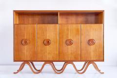 Francesco Bisacco Francesco Bisacco Cabinet in Cherrywood Turin Italy 1940s - 954934