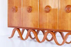 Francesco Bisacco Francesco Bisacco Cabinet in Cherrywood Turin Italy 1940s - 954936