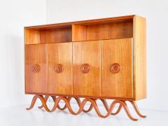 Francesco Bisacco Francesco Bisacco Cabinet in Cherrywood Turin Italy 1940s - 954938
