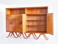 Francesco Bisacco Francesco Bisacco Cabinet in Cherrywood Turin Italy 1940s - 954939