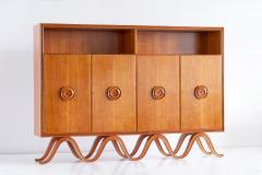 Francesco Bisacco Francesco Bisacco Cabinet in Cherrywood Turin Italy 1940s - 954944