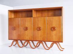 Francesco Bisacco Francesco Bisacco Cabinet in Cherrywood Turin Italy 1940s - 954945