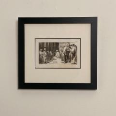 Francesco Novelli Rembrandt Etching 18 by Francesco Novelli - 1629347