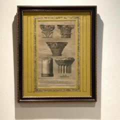 Francesco Piranesi Piranesi Column Etching - 1505329