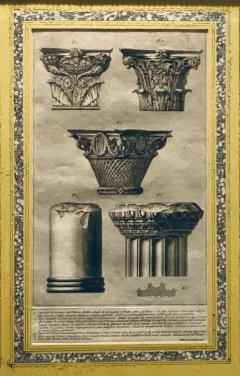 Francesco Piranesi Piranesi Column Etching - 1505331