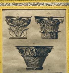 Francesco Piranesi Piranesi Column Etching - 1505332