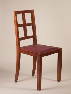 Francis Jourdain Francis Jourdain Set of Six Dining Chairs in Rosewood and Mahogany - 1600560