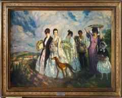 Francis Luis Mora Spanish Souvenir - 637527