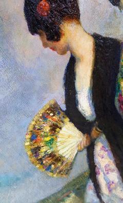 Francis Luis Mora Spanish Souvenir - 637530