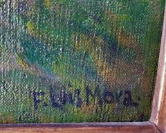 Francis Luis Mora Spanish Souvenir - 637532