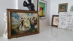 Francis Luis Mora Spanish Souvenir - 637536