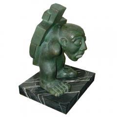 Francisco Arturo Marin El Slavo Bronze Sculpture by Francisco Arturo Marin - 225280