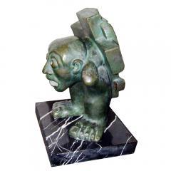 Francisco Arturo Marin El Slavo Bronze Sculpture by Francisco Arturo Marin - 225281