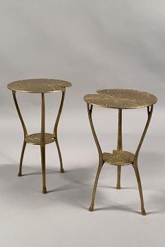 Franck Evennou Wally Side Tables - 1581258