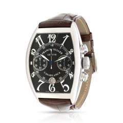 Franck Muller Franck Muller Casablanca 8885 C CC DT Mens Watch in Stainless Steel - 1659425