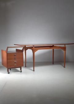 Franco Albini Franco Albini TL3 desk for Poggi Italy Early 1950s - 1007017