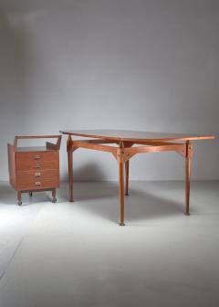 Franco Albini Franco Albini TL3 desk for Poggi Italy Early 1950s - 1007019