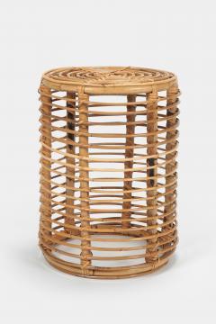 Franco Albini Franco Albini bamboo side table for Bonacina - 1575712