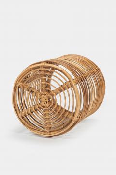 Franco Albini Franco Albini bamboo side table for Bonacina - 1575773