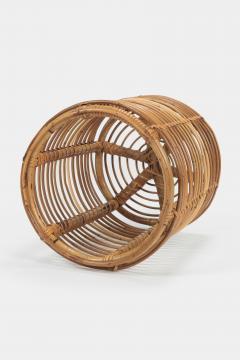Franco Albini Franco Albini bamboo side table for Bonacina - 1575774