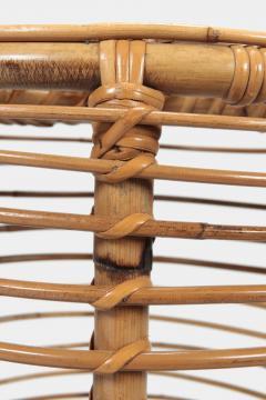 Franco Albini Franco Albini bamboo side table for Bonacina - 1575783