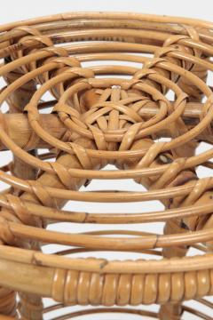 Franco Albini Franco Albini bamboo side table for Bonacina - 1575787