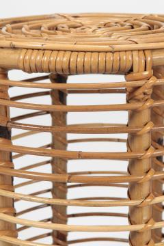 Franco Albini Franco Albini bamboo side table for Bonacina - 1575791