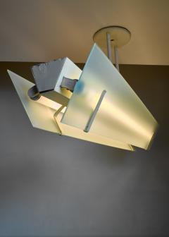 Franco Albini Franco Albini ceiling lamp Italy 1954 - 1163882