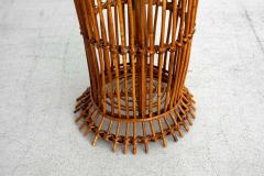 Franco Albini ITALIAN BAMBOO UMBRELLA HOLDER - 1627932