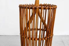 Franco Albini ITALIAN BAMBOO UMBRELLA HOLDER - 1627938